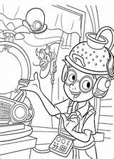 Genius Little Coloring Pages sketch template