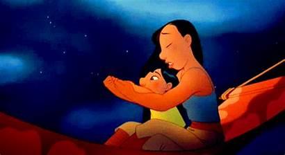 Lilo Stitch Aloha Nani Disney Gifs Fanpop