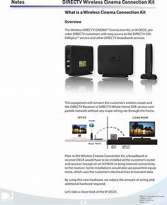 Directv Wireless Cinema Connection Kit
