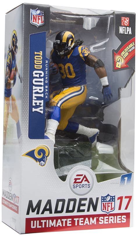 todd gurley los angeles rams ea sports madden nfl