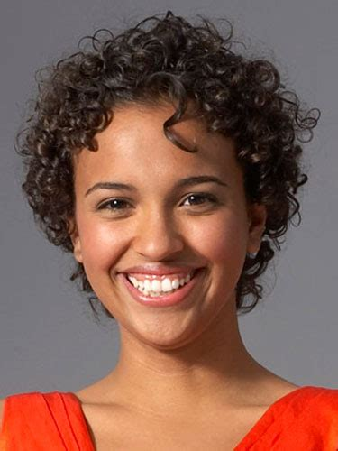 cool short curly hairstyles  black women  pictures