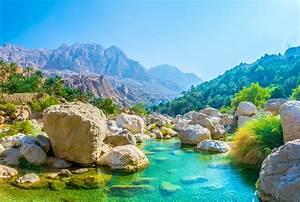 Wonderful wadis: visiting Oman's 'vertical desert ...