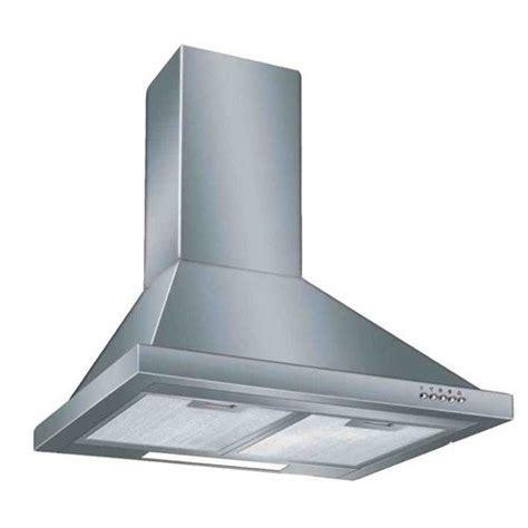 hotte de cuisine inox dmo hotte cheminée de cuisine 60 cm 500m h inox 123elec com