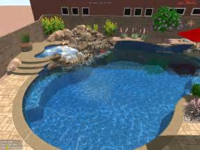 Back Yard Swimming Pool Designs