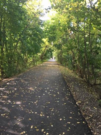 Mills Don Trail Leaside Canada Spur Ontario