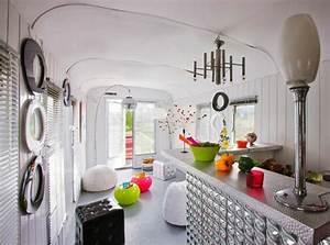 Branches Deco Interieur : 1001 bonnes raisons pour vivre en caravane mobile ~ Teatrodelosmanantiales.com Idées de Décoration