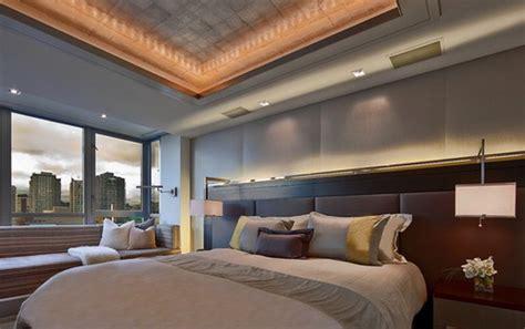 bedroom lights ideas افكار اضاءات غرف نوم مودرن المرسال 10543 | Cool Bedroom Lighting Ideas with Lamps