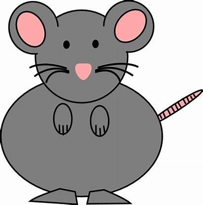 Mouse Clipart Maus Cartoon Clip Clker Cliparts