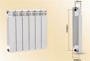 Radiateur Pour Chauffage Central : chauffage climatisation quel radiateur choisir chauffage ~ Premium-room.com Idées de Décoration