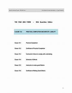practical completion certificate template uk practical With practical completion certificate template jct
