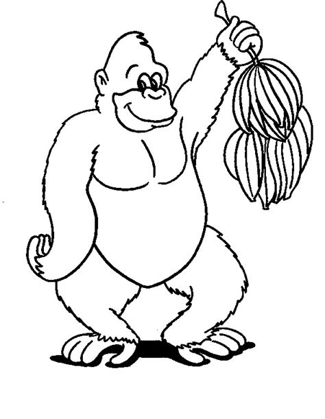 kids  funcom  coloring pages  monkeys