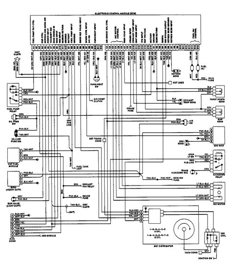 1990 Gmc Heater Wire Diagram by I Need A Wiring Schematic For A 1990 Chevy C K1500