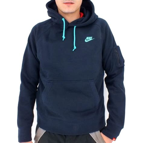 sweater with hoodie nike aw77 fleece hoody sweater hoodie sweater ebay