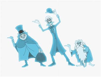 Haunted Mansion Disney Ghost Clipart Clipartkey