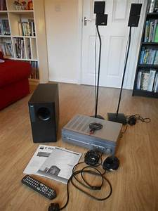 Bose Acoustimass 5 Series Iii 3 Speaker System With Nad C