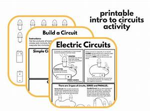 Circuit Activities For Kids