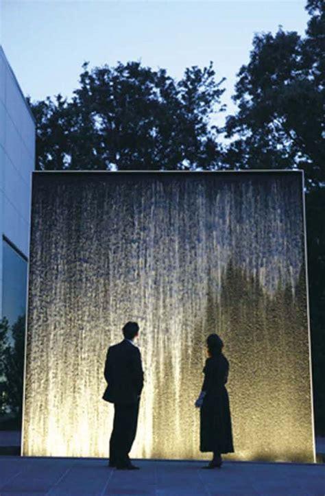 wall water fountain wall architecture fountain concrete wall beautiful water beautiful enhancer black