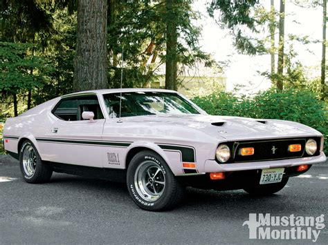 1971 Ford Mustang Mach 1 Lois Legacy Photo Image Gallery