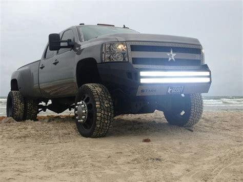 truck led light bar diggin the led light bars in the bumper trucks