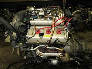 Sell Isuzu Bighorn Trooper Jdm 6vd1 Engine 3 2l Dohc Motor