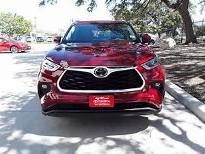 New 2020 Toyota Highlander Xle Sport Utility In San