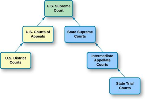 The Dual Court System American Government