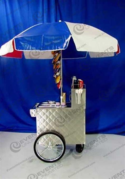 hot dog cart  unlimited