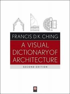A Visual Dictionary Of Architecture  Ebook  Pdf  Von