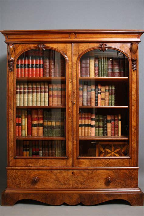 Victorian Bookcase  Antiques Atlas