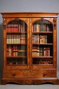Victorian, Bookcase