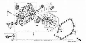 Honda Engines Gx390u1 Qxb7 Engine  Jpn  Vin  Gcank