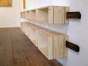 Bücherregal Selber Bauen Holz : die besten 25 cd regal selber bauen ideen auf pinterest ~ Lizthompson.info Haus und Dekorationen