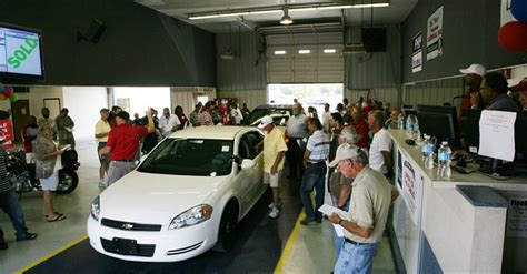 dealers auto auction welcomes gsa  murfreesboro