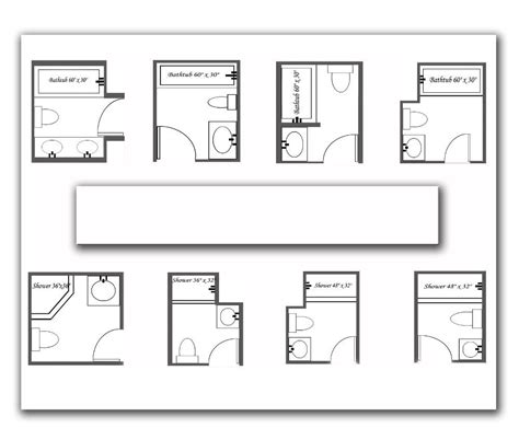 bathroom layout designs 7 beautiful bathroom layouts and designs size bathroom