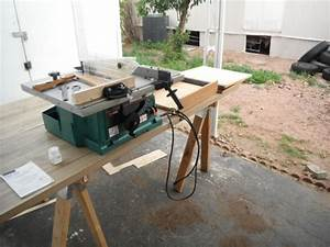 Makita Table Saw - Woodworking Talk