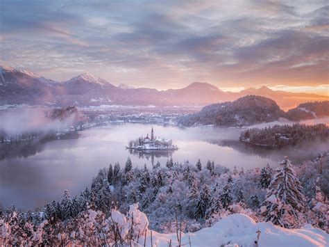 natural images hd p   snowy condition
