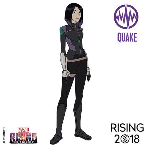 la nouvelle franchise animee marvel rising presente ses personnages comicsblogfr