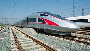China's latest bullet trains will reach a blazing 400 km/h ...