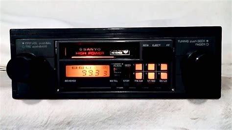 Cassette Car Stereo by Cassette Car Stereo 28 Images Vintage Pioneer Kex 23