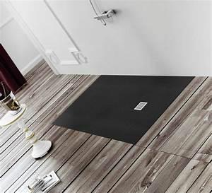 Bodengleiche Duschwanne 120 : begehbare dusche mineralgu 120 x 80 ~ Lizthompson.info Haus und Dekorationen