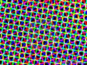 Neon Squares Black Background Wallpaper Stock Image