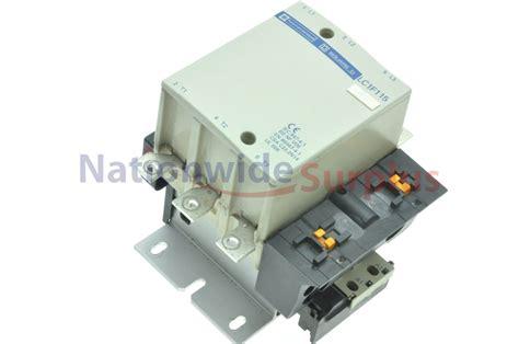 telemecanique square d contactor lc1f115 120coil 600v 175a 3ph 100hp ebay