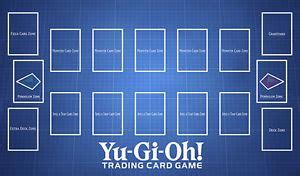Yugioh Mat Template by C1564 Free Mat Bag Custom Playmat Yugioh Card Play