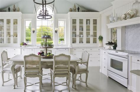 shabby chic cabinets kitchen how to design a shabby chic kitchen 5139