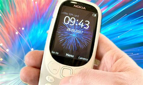 nokia 3310 saturn new nokia 3310 release date these top uk mobile firms will miss out express co uk