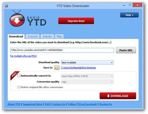 Ytd Video Downloader Download