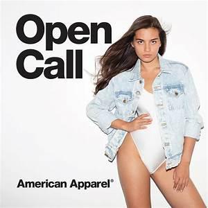 American Apparel Model Open Call - Broke in London