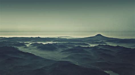 sea landscape nature mist wallpapers hd desktop
