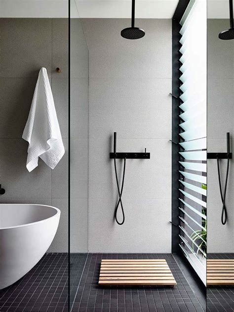 shower recessed shelves badkamertrends 2018 woontrendz