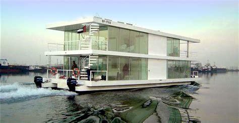 Houseboat Dubai by X Architects Houseboat Dubai Marina Dubai Space